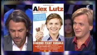 Alex Lutz - On n'est pas couché 22 novembre 2012 #ONPC