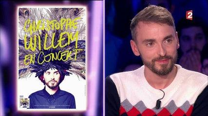 Christophe Willem - On n'est pas couché 4 novembre 2017 #ONPC